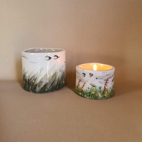 Sarah Pettitt Ceramic Pot
