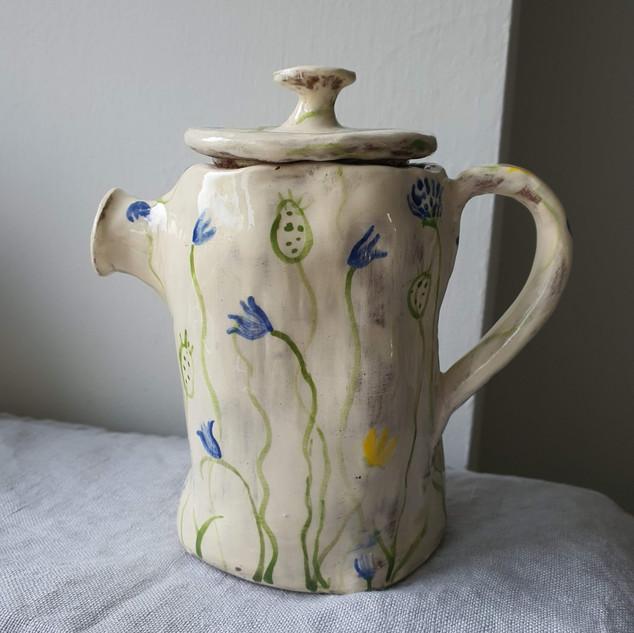 Sarah Pettitt Ceramic Teapot