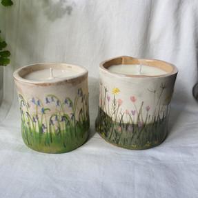 Sarah Pettitt Ceramic Pots