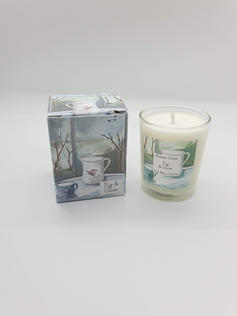 Fig & Olive Candle Sarah Pettitt