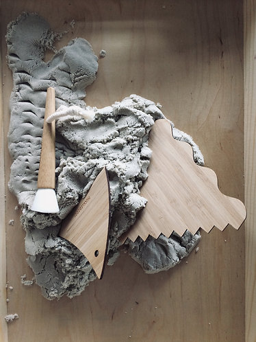 Sand tools