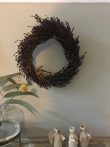 darkbraun wreath