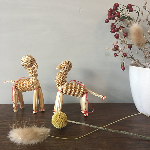 straw ram