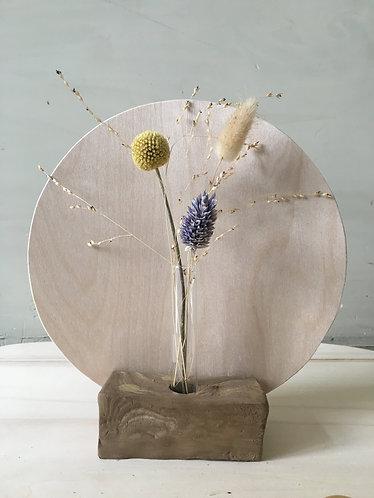 candle/flower holder