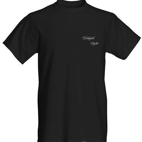 T-Shirt, Vorder- u. Rückenansicht, 100% Baumwolle, Gr. S - XXXXL