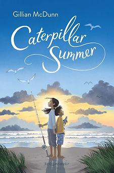 Book cover for Caterpillar Summer
