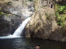 River Adventure, Rappelling, canjilones, Hot Spring, pozos term,ales Beyond Adventure Tours Boquete Panama, Hawagta
