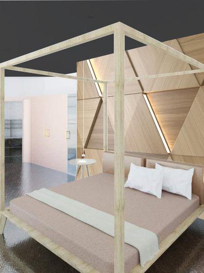 Master Bedroom | Mnemoyse Premise