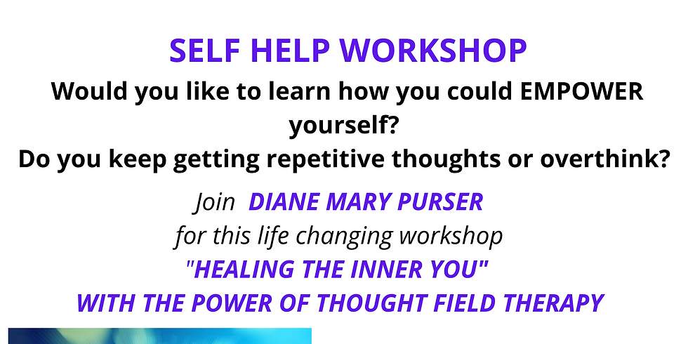 WITH THE POWER OF THOUGHT FIELD THERAPY