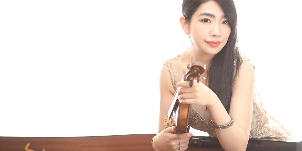 ヴァイオリニスト小寺里枝・ミニコンサート&オープンクラス