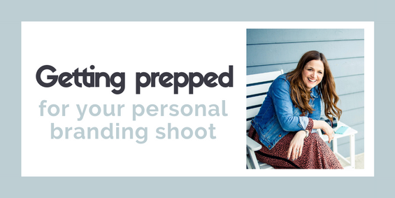 GUEST POST* How to prepare for a personal branding photo shoot