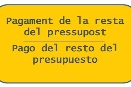 Reserva ruta (por pax) / Reserva ruta (por pax)