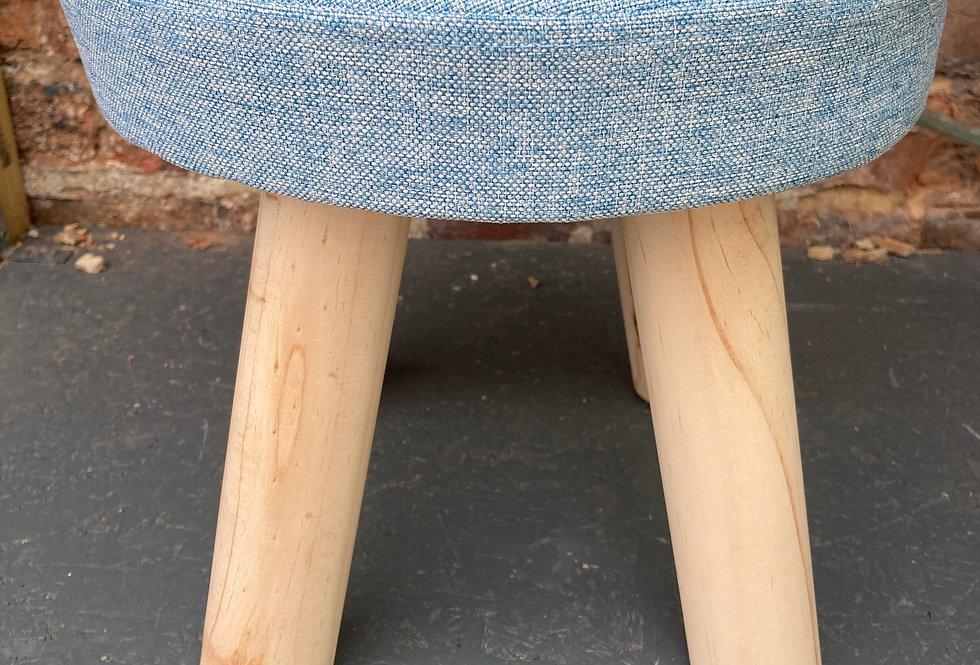 Small Vintage Style Footstool