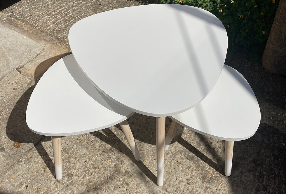 Trio of Vintage Style Tables