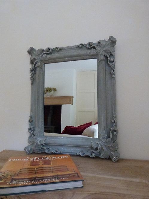 Ornately Decorated Mirror