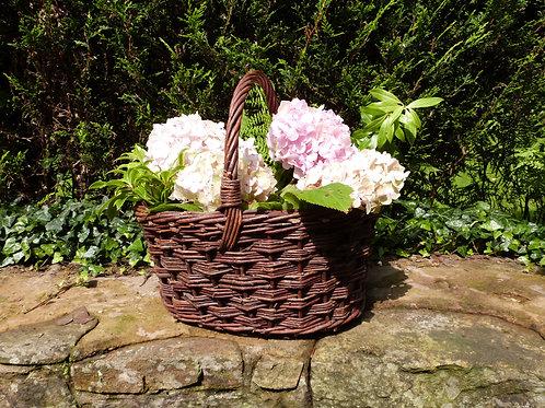 Quaint Cottage Style Basket