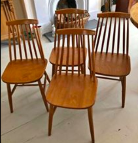 Classic Mid Century Chairs