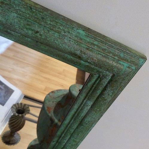 Faux Bronze Paint effect Mirror