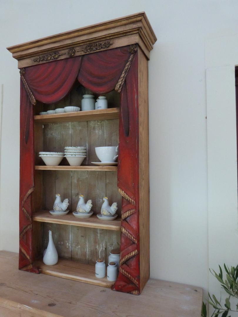 Curtain Cupboard