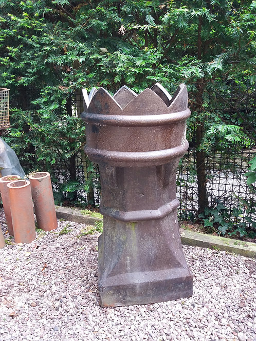 Large reclaimed Chimney Pot - NOW SOLD
