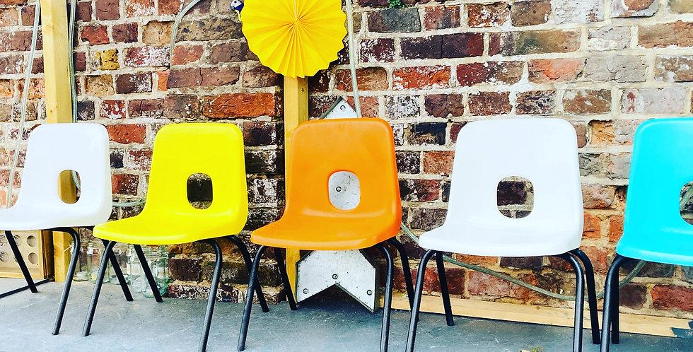 Retro Kids Chairs