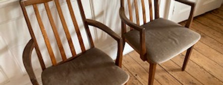 Gplan 1960'sDining Chairs - STILL TO BE REVIVED