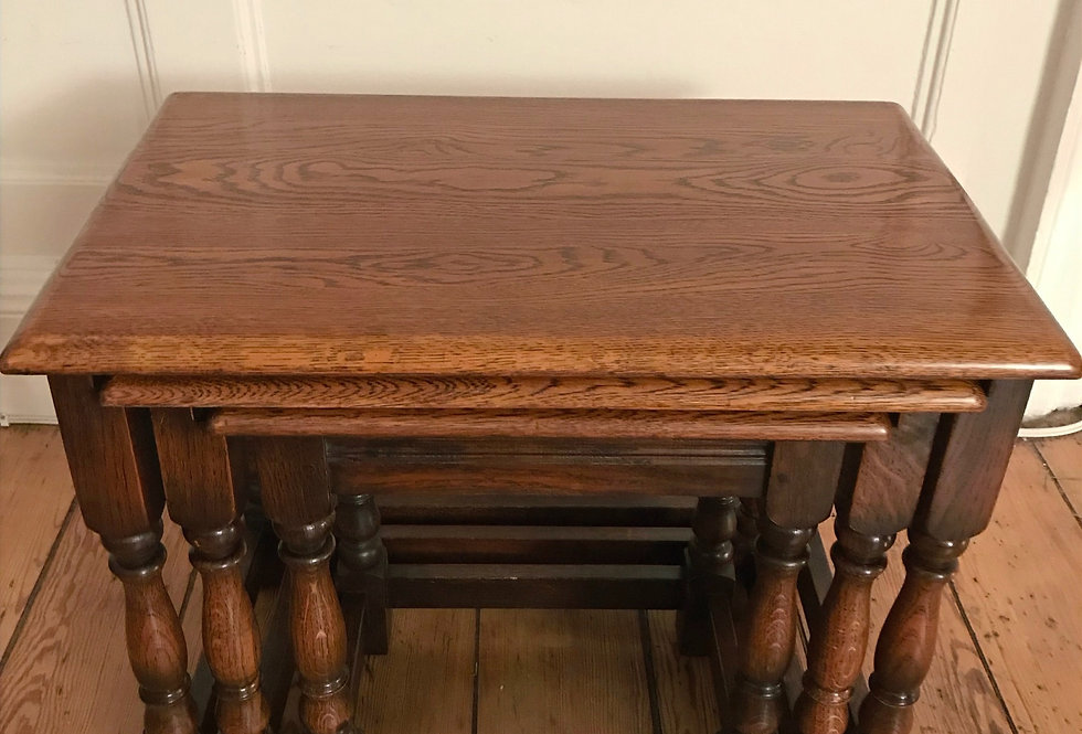 Classic Antique Nesting Tables