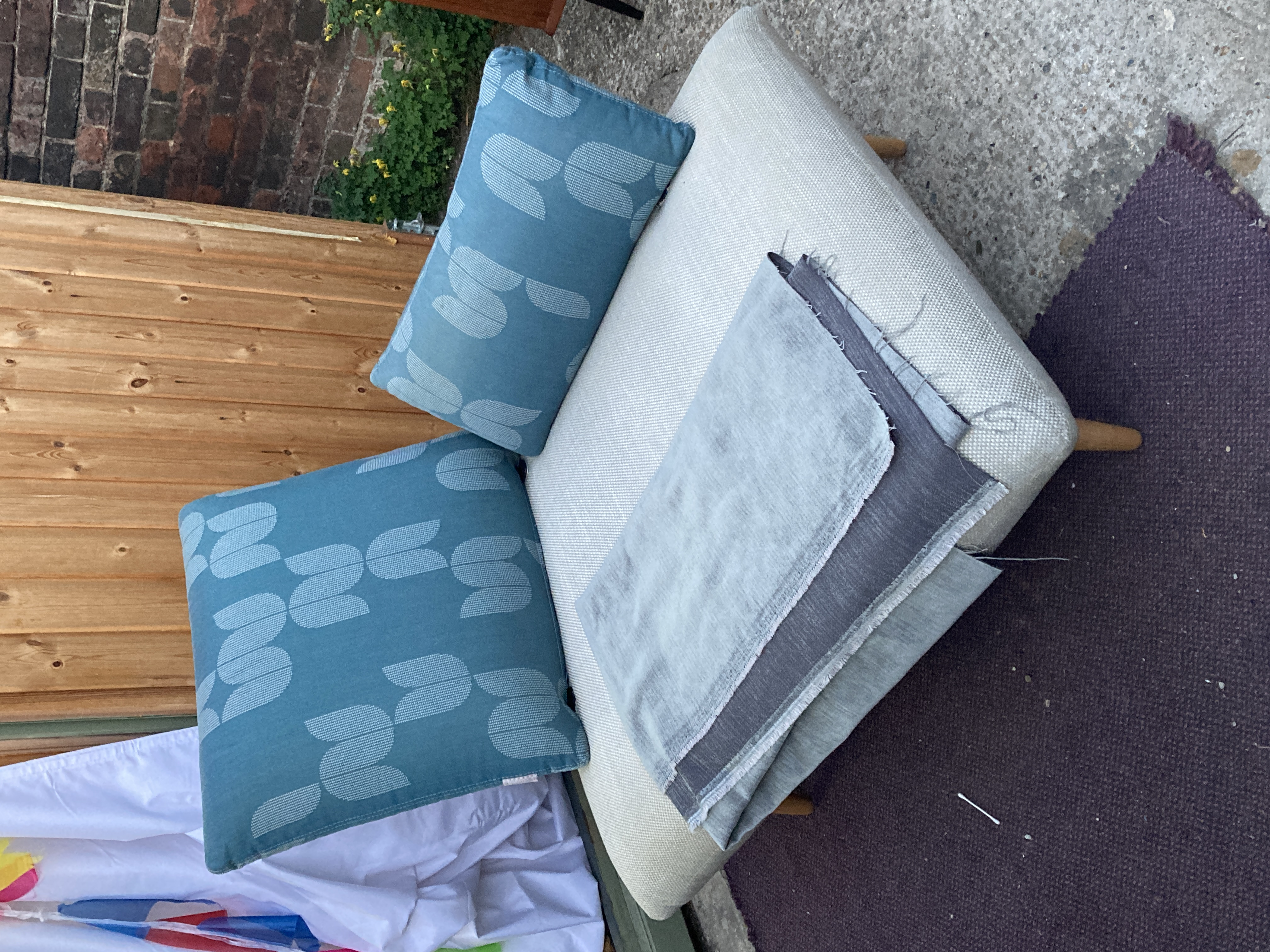 Habitat Lounge Chair- SOLD