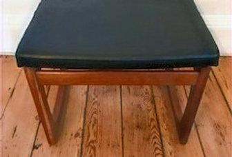 1960's Gplan Quadrille Dressing table stool.
