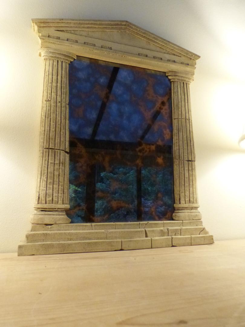 Greek, Roman inspired Mirror