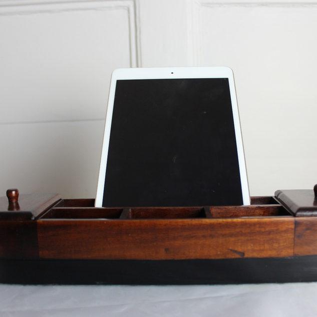 Redesigned Antique Desk Tidy