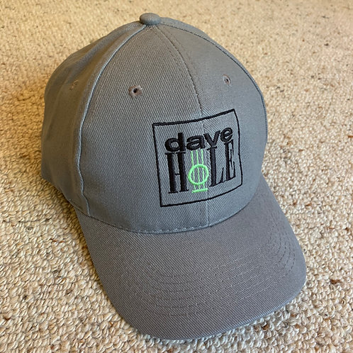 Dave Hole Hat, Grey