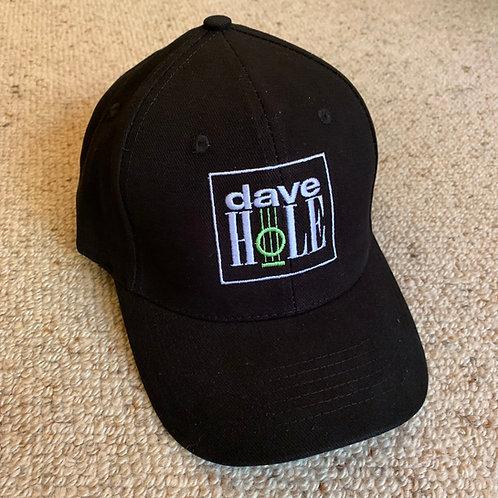 Dave Hole Hat, Black