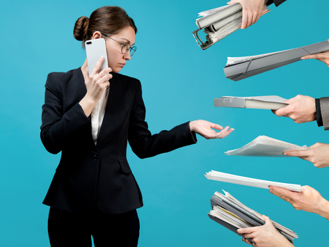 Multitasking as a Virtual Assistant