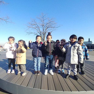 Our Pre-K on the waterfront at the Brook