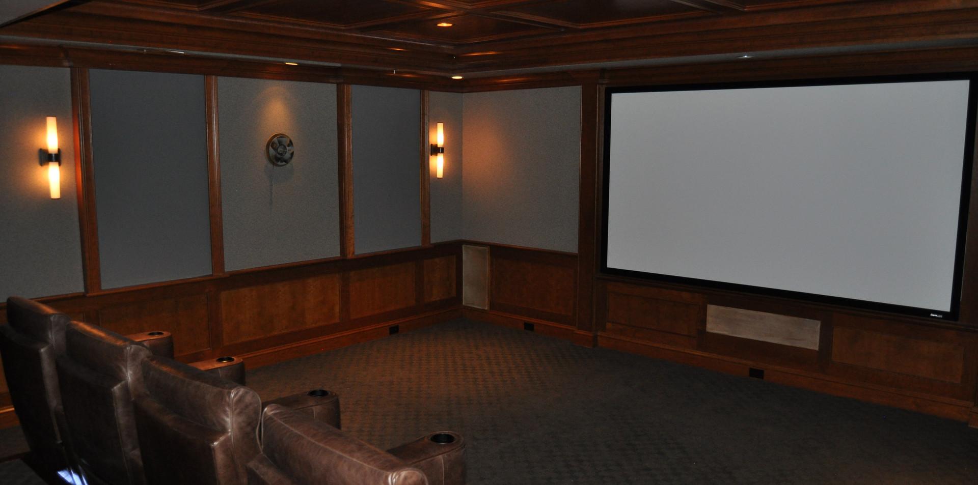 Showcase Home Theater