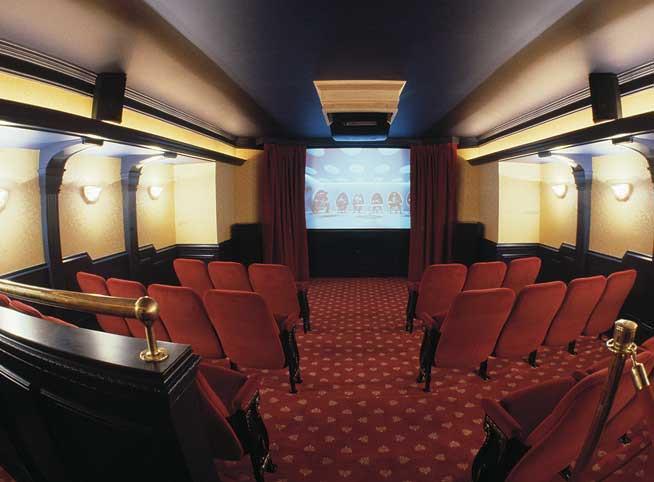 Movie Theater Style