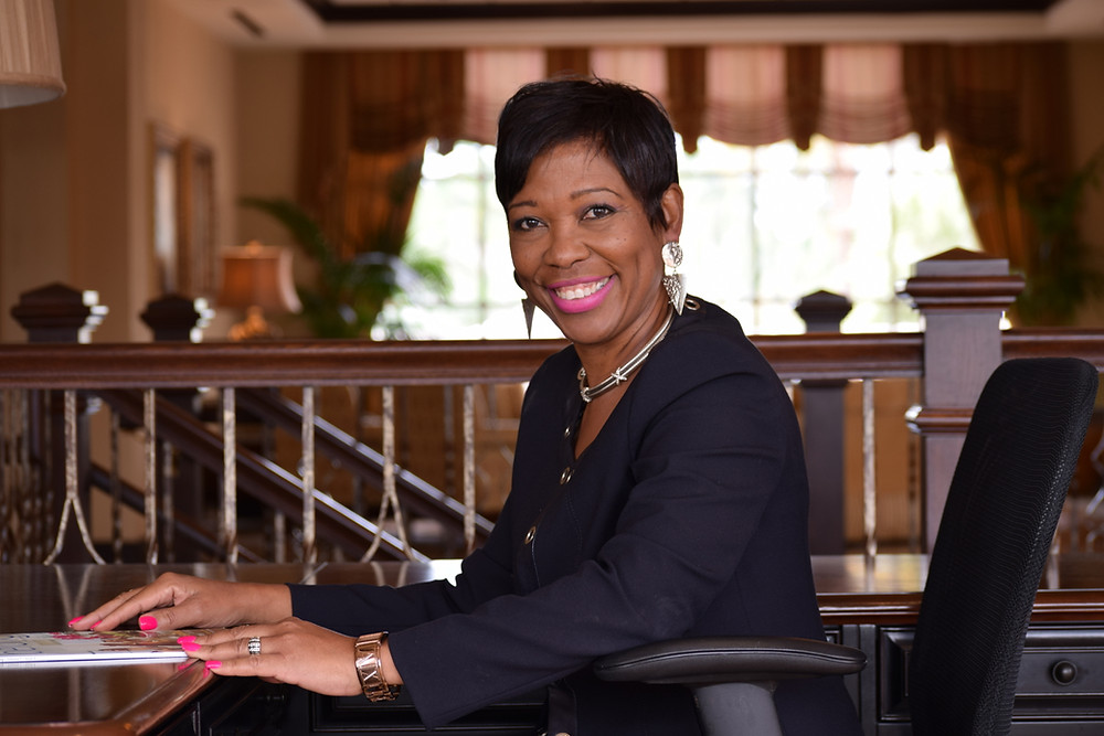 Sharon A. Gill - The C-Suite Executive Woman