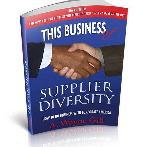 This Business of Supplier Diversity