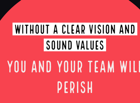 Why Ignoring Vision and Values Could Cost You Your Team