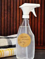Homemade Disinfectant Spray Recipe