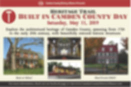 Built in Camden County Day Flyer - Save