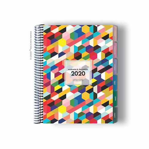 Life Planner 2020 | Mosaico