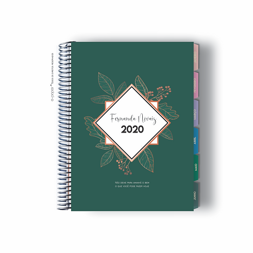 Life Planner 2020 | Flora