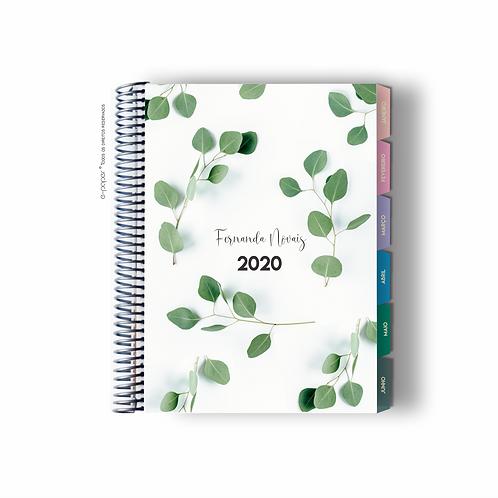 Life Planner 2020 | Make it real - folhas