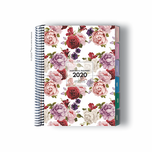 Life Planner 2020 | Roseira