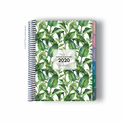 Life Planner 2020 | Tropical vibe