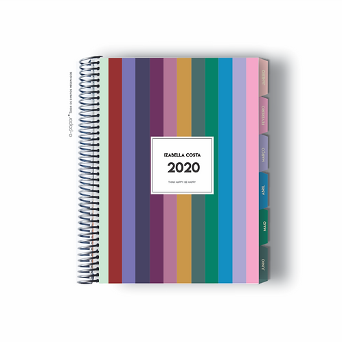 Life Planner 2020 | Universo vertical