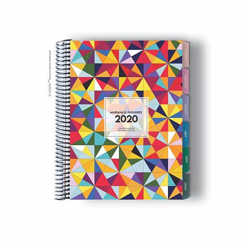 Life Planner 2020   Kaleidoscope