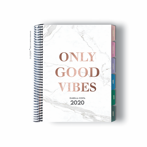 Life Planner 2020 | Only good vibes